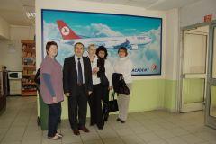 Академия. Информационный тур Turkish Airlines