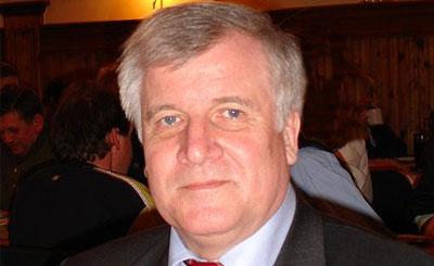 Хорст Зеехофер. Фото с сайта wikipedia.org