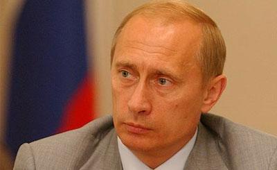 Владимир Путин. Фото с сайта wikipedia.org