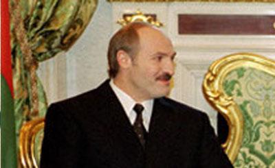 Александр Лукашенко. Фото с сайта wikipedia.org