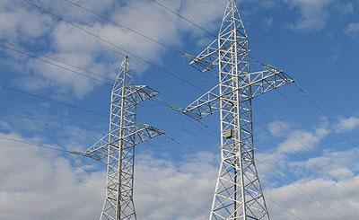 ЛЭП. Фото с сайта wikipedia.org автора Jeka3000