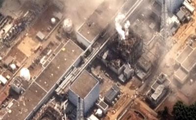 "АЭС ""Фукусима-1"". Кадр NHK Wolrd"