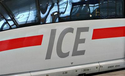 Поезд Intercity Express концерна Deutsche Bahn. Фото с сайта wikipedia.org