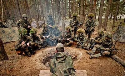 Военнослужащие бундесвера. Фото с сайта bundeswehr.de