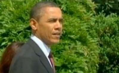 Барак Обама. Телекадр euronews