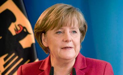 Канцлер Германии Ангела Меркель. Фото с сайта bundeskanzlerin.de