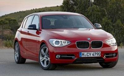 BMW 1er. Фото BMW