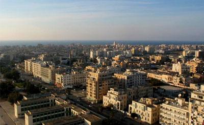 Бенгази. Фото с сайта wikipedia.org Автор Dennixo