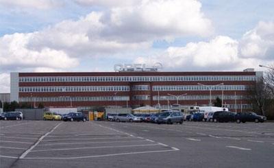 Завод Opel в Бохуме. Автор Stahlkocher. Фото с сайта wikipedia.org