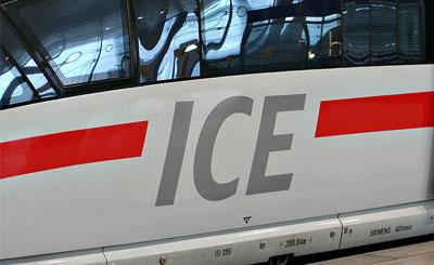 ICE. Фото с сайта wikipedia.org Автор Sebastian Terfloth