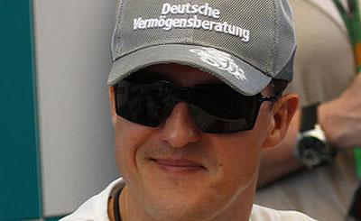 Михаэль Шумахер. Фото с сайта wikipedia.org Автор Morio