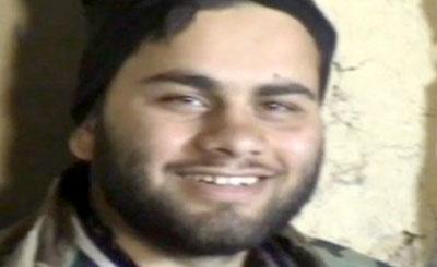 Погибший немецкий исламист Микдаад. Кадр из видеоролика «Исламского движения Узбекистана» с сайта welt.de