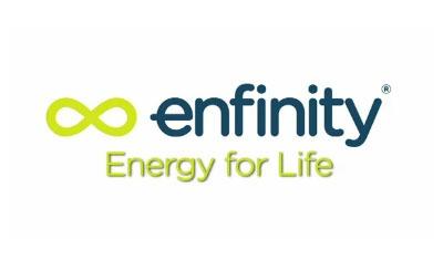 Логотип компании Enfinity