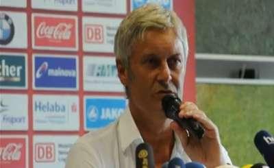 Армин Фей - новый главный тренер Айнтрахта. Телекадр youtube. Видео пользователя EFCRODGAU1999