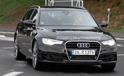 Audi S6 Avant. Фото издания MotorAuthority
