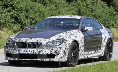 Прототип BMW M6. Фото с сайта worldcarfans.com