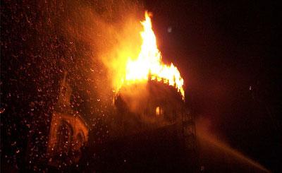 Пожар. Фото с сайта wikipedia.org Автор Magnus Mertens