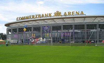 Стадион Commerzbank Arena. Фото с сайта wikipedia.org © Nils Elger