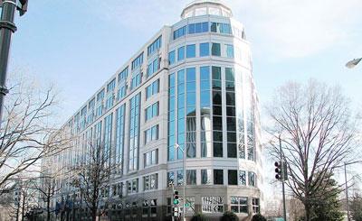 Здание ITC в Вашингтоне. Фото с сайта wikipedia.org Автор Earthfighter