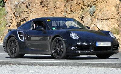 Porsche 911 Turbo S. Фото с сайта MotorTrend
