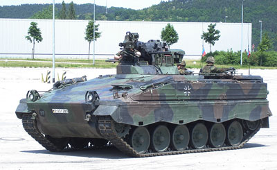 БМП «Мардер». Фото с сайта opkmod.com