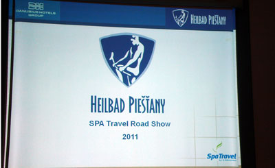 SpaTravel Road Show