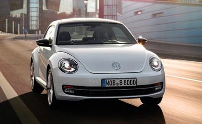 VW Beetle. Фото Volkswagen