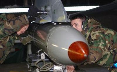 Ядерная бомба B-61. Фото ВВС США с сайта bits.de