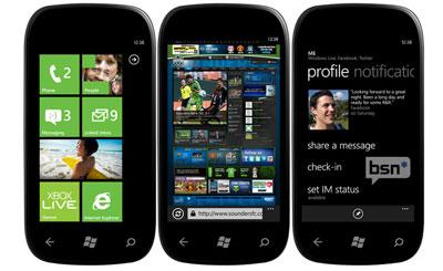 Microsoft Windows Phone 7.5 Mango. Изображение с сайта brightsideofnews.com