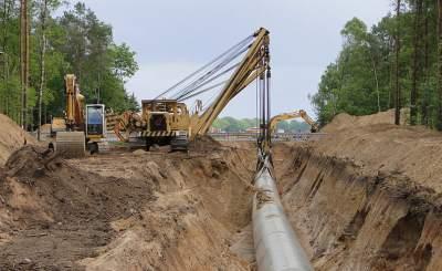 Строительство «Северного потока» в Европе временно приостановлено. © Niteshift. Фото с сайта wikipedia.org