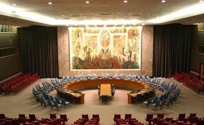 Зал Совета Безопасности ООН в Нью-Йорке. © Patrick Gruban. Фото с сайта wikipedia.org