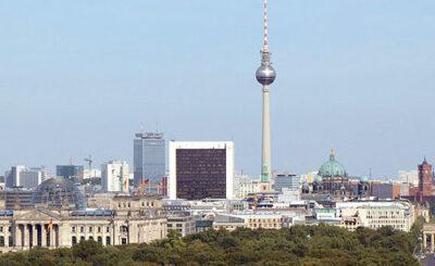 Вид на Берлин. Фото с сайта wikipedia.org автора Casp