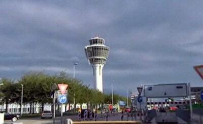 Башня авиадиспетчеров. Кадр телеканала n-tv