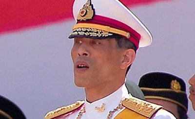 Маха Вачиралонгкорн. Фото с сайта wkipedia.org автора Mr Tan