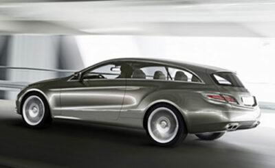 Прототип Mercedes-Benz Fascination. Фото Mercedes-Benz