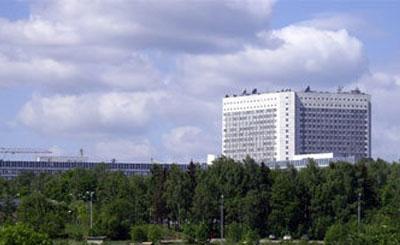 Вид на здание СВР РФ. Фото с сайта onfoot.ru