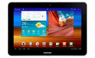 Samsung Galaxy Tab 10.1. Изображение с сайта Samsung