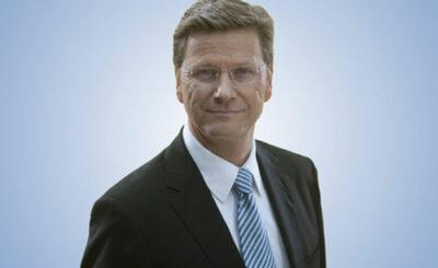 Министр иностранных дел ФРГ Гидо Вестервелле. Фото для прессы © МИД ФРГ