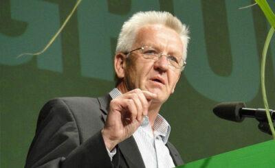 Партия Зеленых становится всё популярнее в Германии. Фото с сайта wikipedia.org автора GRÜNE Baden-Württemberg
