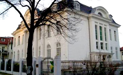 Посольство Ливии в Берлине. Фото с сайта wikipedia.org