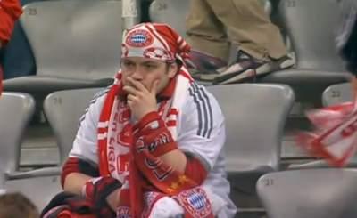 Баварии необходимо отыграть у Базеля преимущество в один мяч. Телекадр Sky