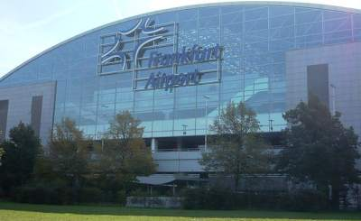 Аэропорт Франкфурта-на-Майне. © Ceddyfresse. Фото с сайта wikipedia.org