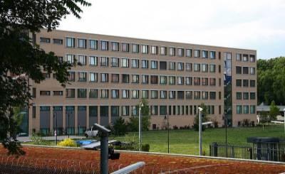 Здание федерального ведомства по охране конституции в Кёльне. © Toolserver. Фото с сайта wikipedia.org