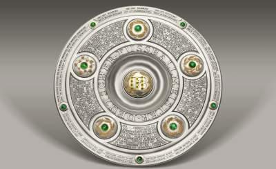 Бавария близка к чемпионству. Фото для прессы с официального сайта bundesliga.de