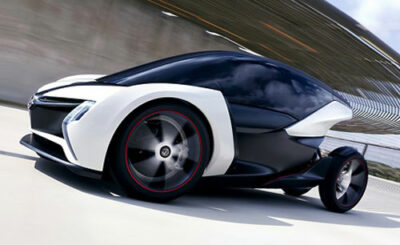 Двухместный концепт-кар. Фото Opel