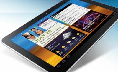Samsung Galaxy Tab 10.1 Изображение Samsung
