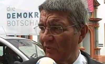 Йенс Бойтель покидает свой пост. Телекадр RTL