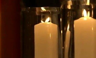 Телекадр ARD с траурной церемонии прощания с жертвами неонацистов