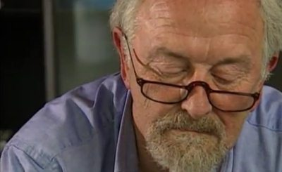 Фердинанд Александр Порше. Кадр телеканала Euronews