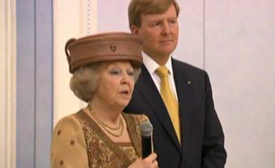 Скриншот Youtube. Видео пользователя koninklijkhuis